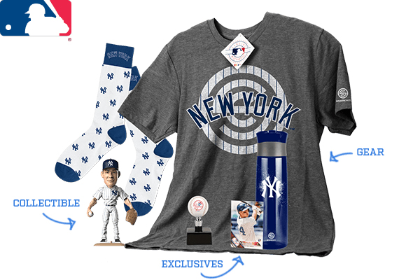 Sports Crate New York Yankees