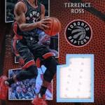 2016-17 Panini Aficionado Basketball Authentics Terrence Ross