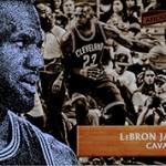 2016-17 Panini Aficionado Basketball Base James feature