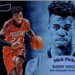 2016-17 Panini Aficionado Basketball Slick Picks Buddy Hield