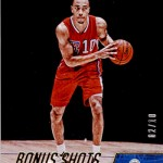 2016-17 Prestige Bonus Shots Johnson