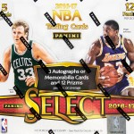 2016-17 Select Basketball Hobby Box