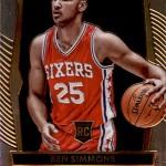 2016-17 Select Basketball Simmons