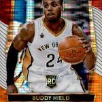 2016-17 Select Basketball Tri Color Prizm Hield