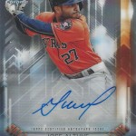 2017 Bowman Ascent Autographs Jose Altuve