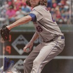 2017 Bowman Base Jacob deGrom