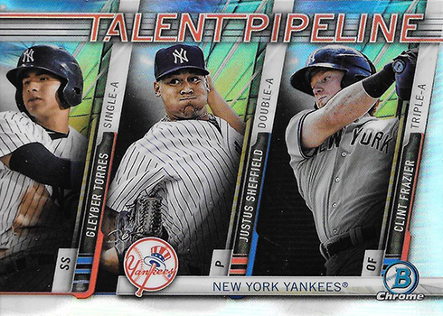 2017 Bowman Talent Pipeline