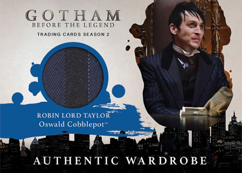 2017 Cryptozoic Gotham Season 2 Wardrobe