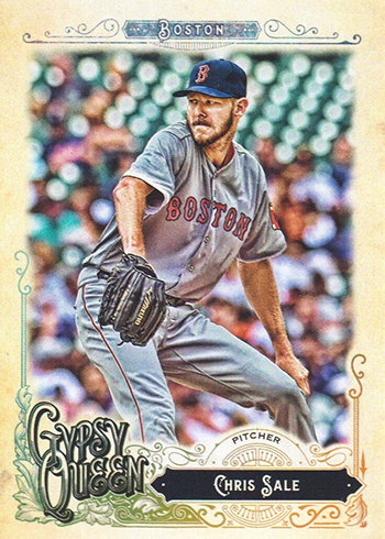 2017 GQ 243 Chris Sale