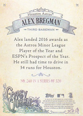 2017 GQ Back 240 Alex Bregman