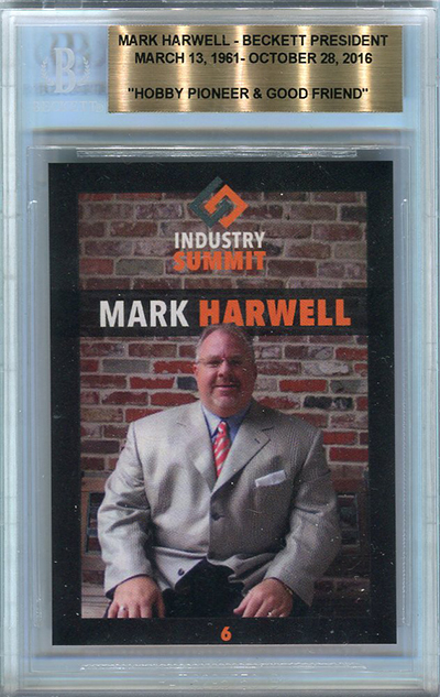 2017 Industry Summit Mark Harwell