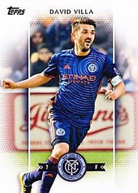 2017 MLS Var 100 David Villa