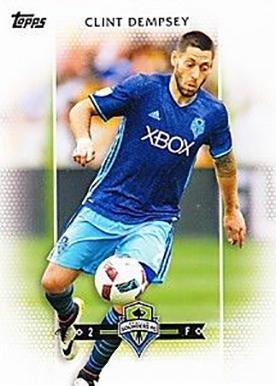 2017 MLS Var 25 Clint Dempsey