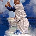 2017 Panini Diamond Kings  Baseball Artists Proof Jackie Robinson