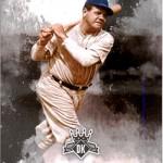 2017 Panini Diamond Kings  Baseball Base Babe Ruth