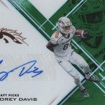 2017 Panini Elite Draft Picks Football Autographs Corey Davis 5