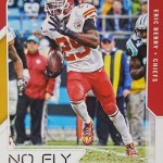 2017 Score Football No Fly Zone Eric Berry