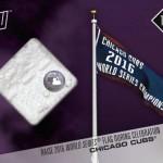 32C Chicago Cubs GU Base /25