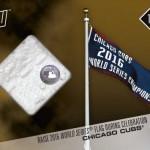 32E Chicago Cubs GU Base 1/1