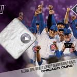 40CChicago Cubs GU Base /25