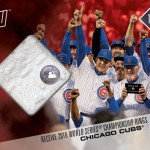 40D Chicago Cubs GU Base /10
