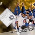 40E Chicago Cubs GU Base 1/1