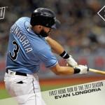 1 Evan Longoria