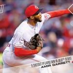 20 Amir Garrett