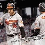 39 Trey Mancini