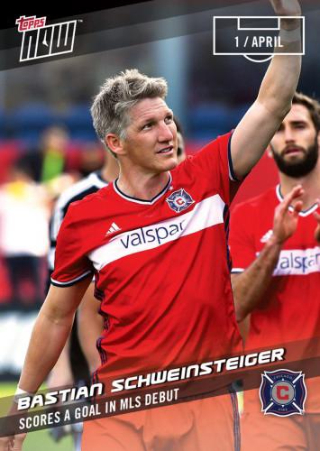 13 Bastian Schweinsteiger
