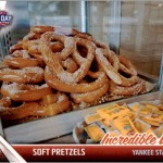 2017 Topps Opening DayIncredible Eats Pretzels