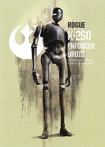 2017 Topps Rogue One Series 2 Prime Forces