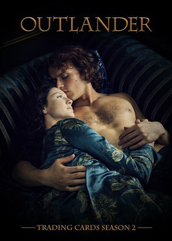 Outlander Season 2 Promo Card P3