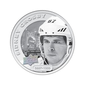 Sidney Crosby High-Relief Coin_F22D