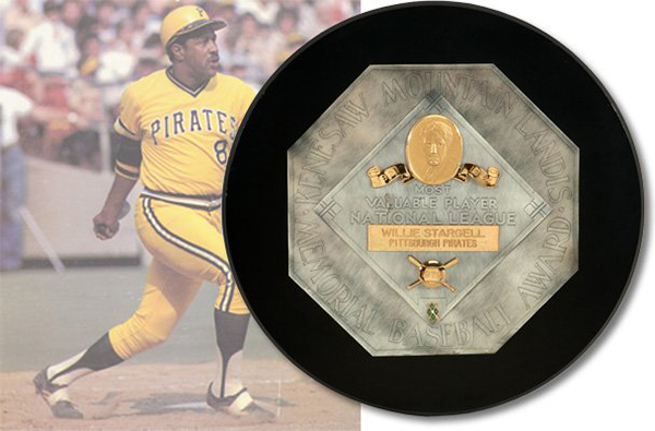 Willie Stargell MVP Award