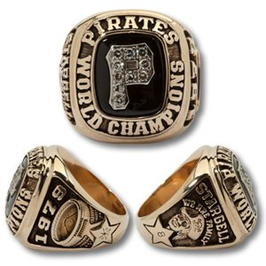 Willie Stargell World Series Rings