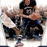 2016-17 Panini Threads Basketball Base Anthony Davis