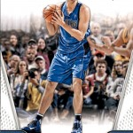 2016-17 Panini Threads Basketball Base Dirk Nowitski