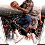 2016-17 Panini Threads Basketball Base LeBron James