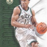 2016-17 Panini Threads Basketball Base Rookies Leather Malcolm Brogdon