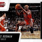 2016-17 Panini Threads Basketball Board of Directors Dennis Rodman