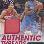 2016-17 Panini Threads Basketball Century Collection Larry Johnson