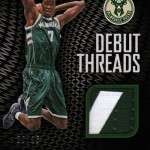 2016-17 Panini Threads Basketball Debut Threads Prime Thon Maker