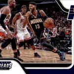2016-17 Panini Threads Basketball Front-Row Seat