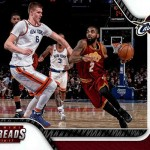 2016-17 Panini Threads Basketball Front Row Seat Kyrie Irving