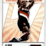 2016-17 Panini Threads Basketball High Octane Clyde Drexler
