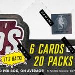 2016-17 Panini Threads Basketball Hobby Box