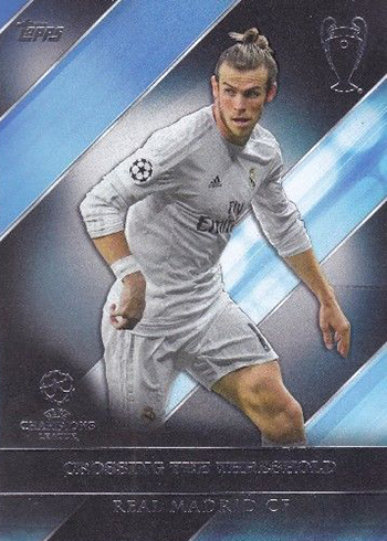 2016-17 Topps UEFA Champions Road to Victory