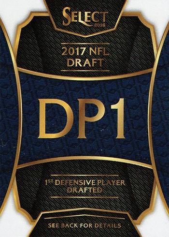 2016 Select Football XRC DP1