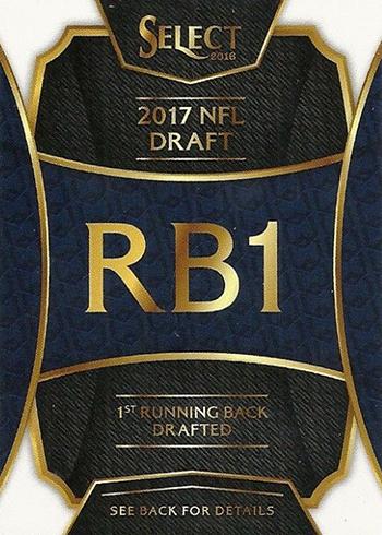 2016 Select Football XRC RB1